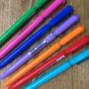 三菱鉛筆 消しゴムで消せるカラー替え芯(7色) シャープ『ユニカラー』にハマりました^ ^