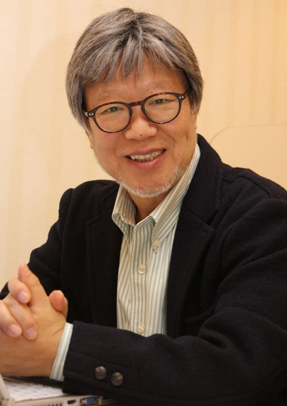 山口茂校長の写真