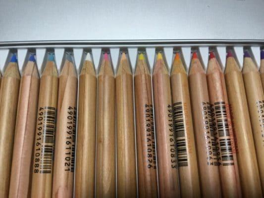 救世主は色鉛筆!