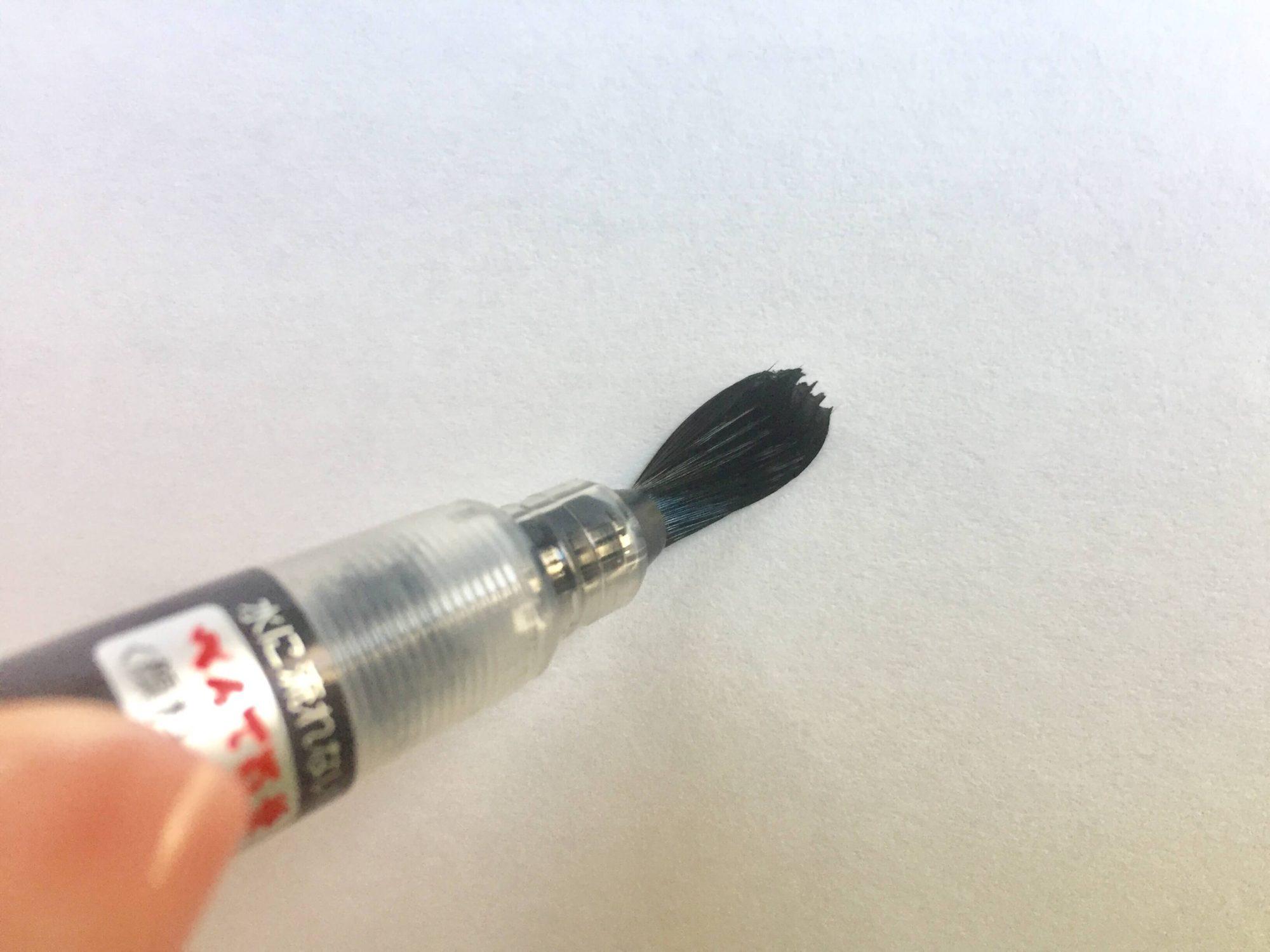 筆ペンPOPを書こう